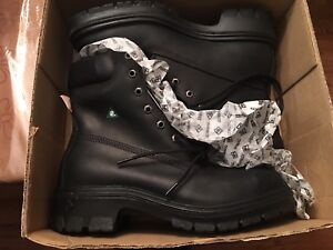 Brand New Terra Scout Steel Toe Work Boots-Size 9