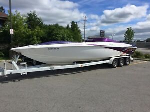 Trade Open Bow Offshore BOAT for B Body Mopar Chevelle