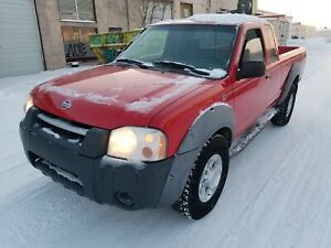 2001 Nissan Frontier 4X4 255Kms