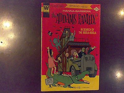 "1st ISSUE "" THE ADDAMS FAMILY ""  comic book"