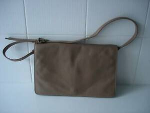 LEATHER BAG BY ENNY