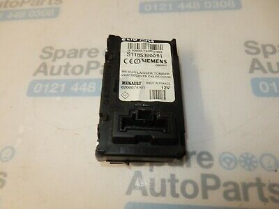 RENAULT CLIO MK3 (2006 - 12) KEY CARD READER 8200074331