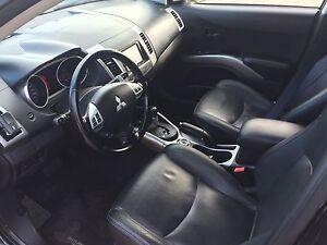 2007 Mitsubishi Outlander XLS 4x4 leather