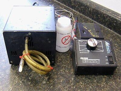 Airtech Powder Mite 9800 Ab Dick Air Compressor Powder Spray Attachment