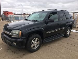 2002 Chevrolet Trailblazer LT 4x4 Just $2,850