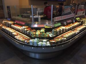 Sushi Franchise Available Edmonton Outlet Collection EIA