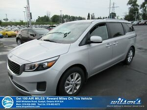 2018 Kia Sedona LX+ | POWER SLIDING DOORS + LIFTGATE | SMART KEY