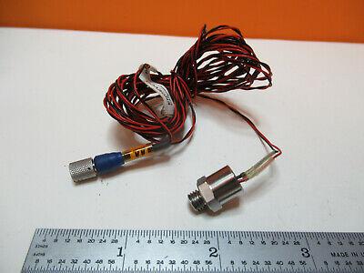 Meggitt Endevco Model 7255-1 Pyro Accelerometer Vibration Shock Sensor 17-b-66