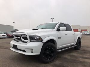2018 Ram 1500 Sport*DEMO*Only 2525 kms**