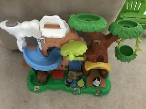 Fisher Price Little People jungle zoo