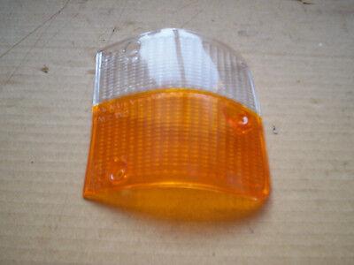 Austin Allegro Genuine front left hand (N/S) Indicator/side lamp lens BZA1507