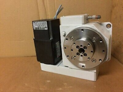 Weiss Tc 150t 4 Station Azka 56l-4t B14p78 Rotary Indexer Table A669489 478181