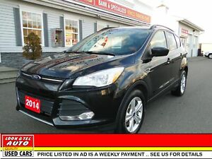 2014 Ford Escape  SE/AS LOW AS $84.00 A WEEK
