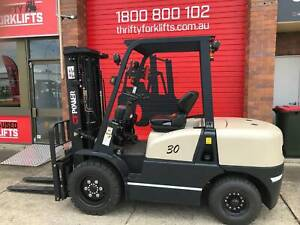 New CT Power H Series FD30 2.7 cc diesel engine container 3 stage mast Coopers Plains Brisbane South West Preview