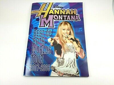 Hannah Montana/Miley Cyrus Best of Both Worlds Tour 2007-2008 Tour
