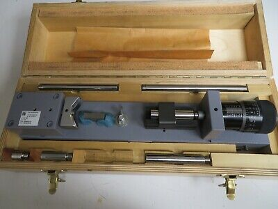 Standard Gage - Dial Bore Setting Master 8 - Case Included - Oa35