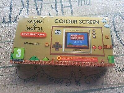 Nintendo Game & Watch: Super Mario Bros. Colour Screen Consola Portátil Colecci…