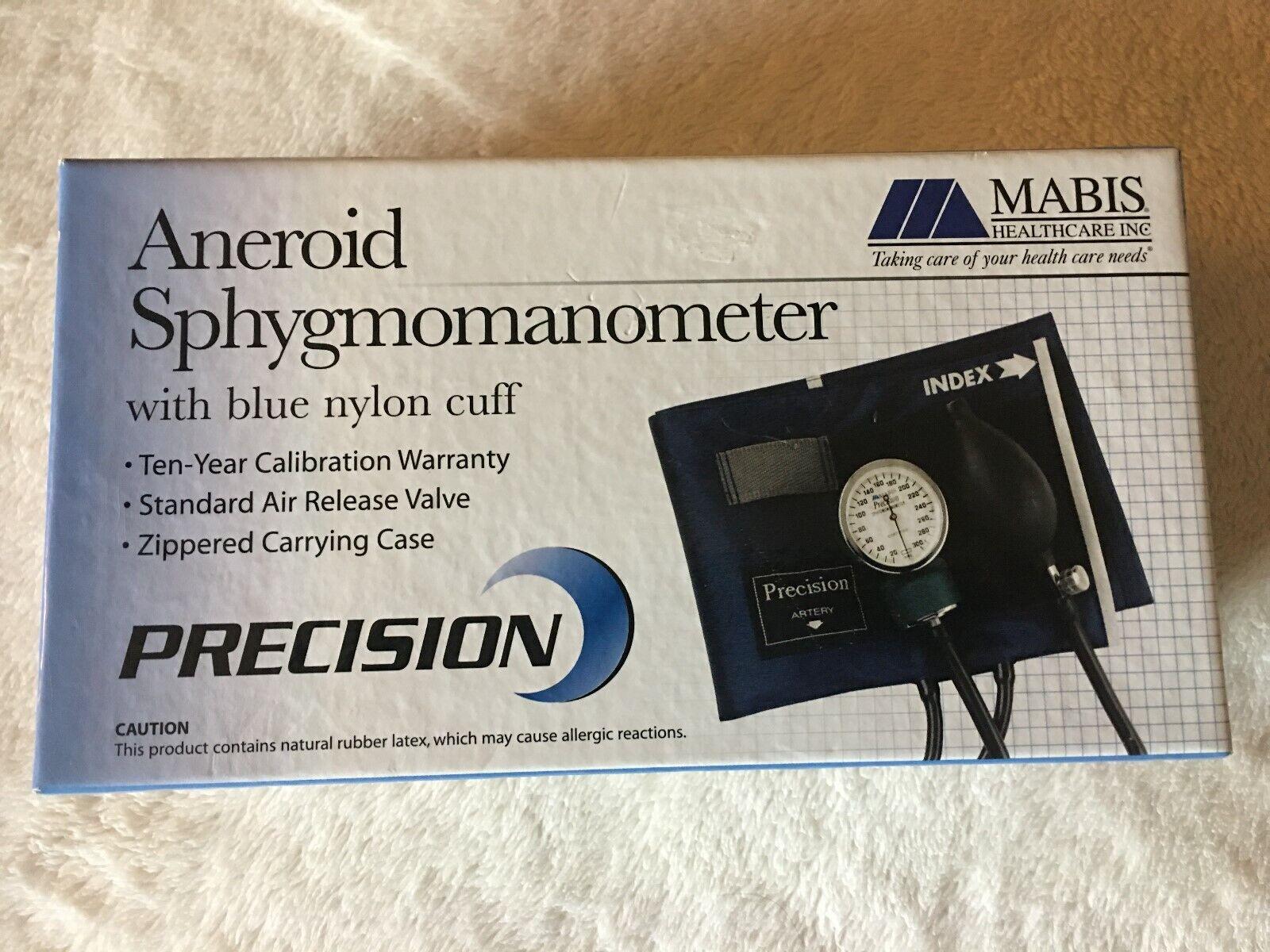 PrecisionTM Series Aneroid Sphygmamanometer