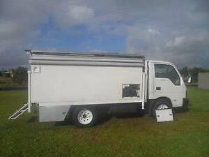 kia 2004 tray back and slide on camper/ stands alone Mourilyan Cassowary Coast Preview