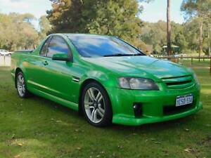 2007 Holden Commodore SS UTE ** STUNNING LOW KMS FINANCE T.A.P. *