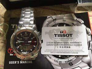 Reloj Tissot T-touche