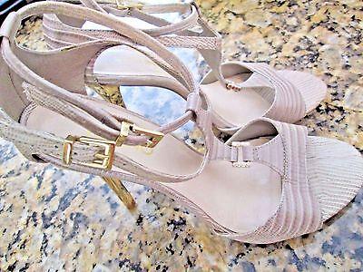 Туфли Sexy Golden Heel Via Uno