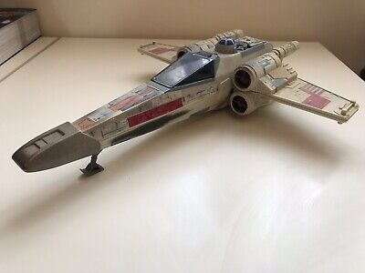 Vintage Star Wars 1995 X Wing Reble Fighter Tonka