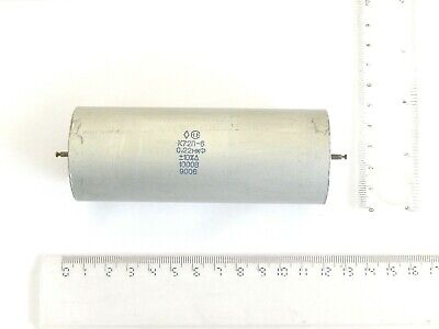 0.082uF 500V 5/% AUDIO teflon capacitors K72P-6.Lot of 1pcs.