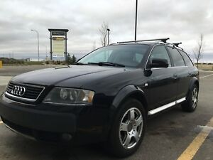 2005 Audi Allroad--Great Condition w/extras