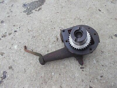 1939 Or 1940 Farmall B Tractor Ih Engine Motor Governor Assembly W Cover Case
