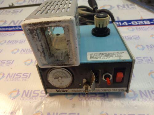 Weller DS500 Power Desoldering Station