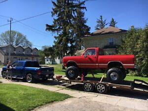 Lifted 81 southern dodge