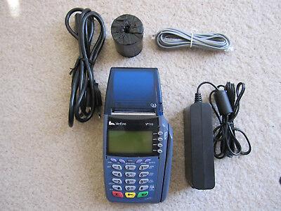 Verifone Vx510le Dial Pn M251-000-33-nab W1 Year Warranty