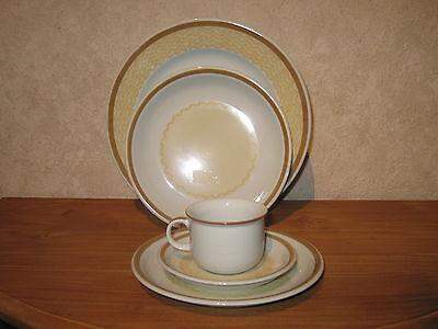 THOMAS *NEW* TREND SCHOKO Set 3 assiettes + 1 tasse et soucoupe