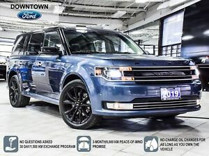 2019 Ford Flex Limited   SELF PARK   NAV   PANO ROOF   SONY