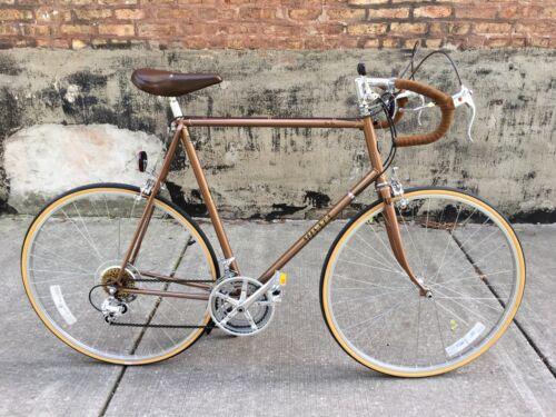 "1981 Miyata 210 VTG Road Bike, NEW IN BOX, 25"" , TALL, REA"
