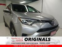 2016 Toyota RAV4 LE Clean Carfax | Toyota Certified | Backup...
