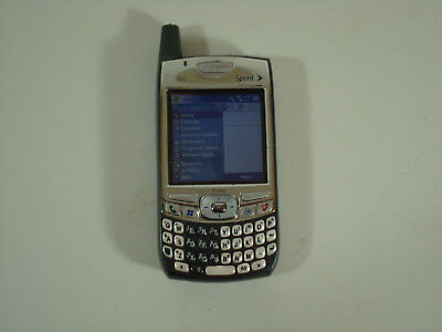 Smartphones Pocket Pc (Palm Treo 700WX - Pocket PC Silver Gray (Sprint) Smartphone )