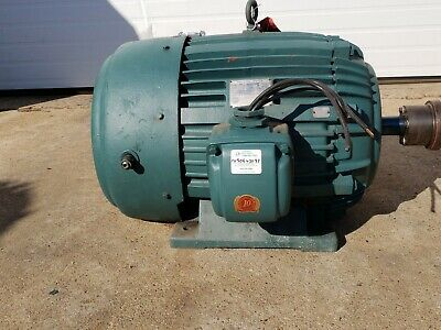 Us Electric 60 Hp Ac Motor 460 Volts 1800 Rpm 405us Frame 3 Phase-refurb