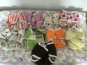 Thirsties size one cloth diaper covers