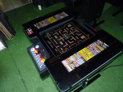 Arcade Table 412 games up to 3 yr warranty coin operated