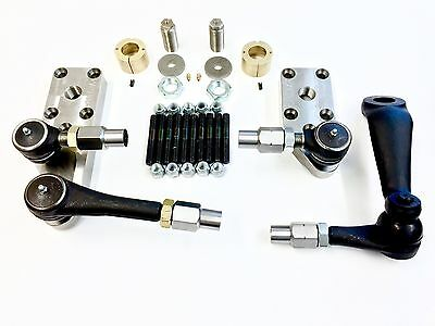 DANA 60 HIGH STEER CROSOVER STEERING KIT FOR ALL DANA 60 APP THICK ARMS STUDS HD