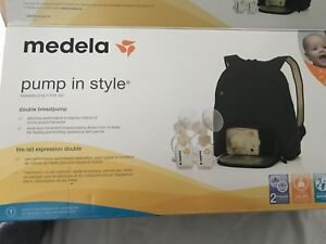 New/never used Medela pump in style
