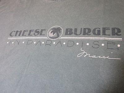 Early Classic Cheese Burger In Paradise Lahaina Maui Hawaii Shirt  XL ()