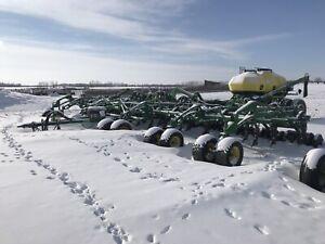 2012 Mint 1830 John Deere Air Drill