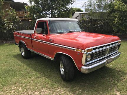 Urgent sale 1977 Ford f100 xlt swb 2wd