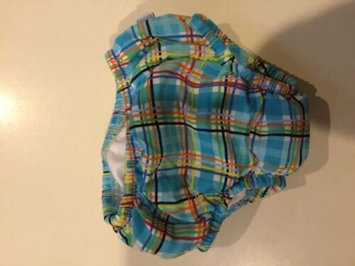 iplay check blue swim diaper