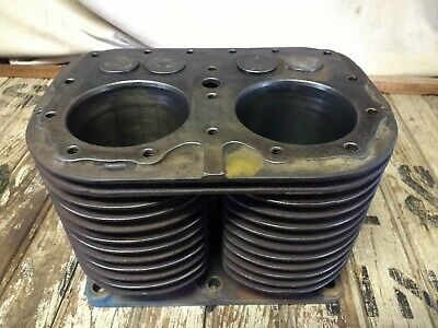 Wisconsin Tjd Thd Air Cooled Engine 2 Twin Cylinder Jug W Valves Aa86 Aa86.