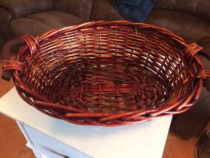 Small wicker baskets perfect for easter gifts decorative wicker basket negle Choice Image