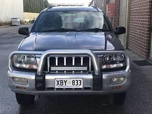 2004 Jeep Grand Cherokee DIESEL 4x4 AUTO  $8999